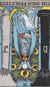 The High Priestess R